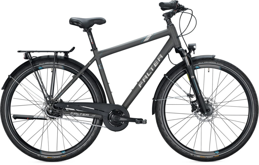 City bike falter C 4.0 Plus