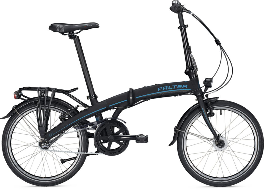 fold and compact bike falter F 3.0 deluxe