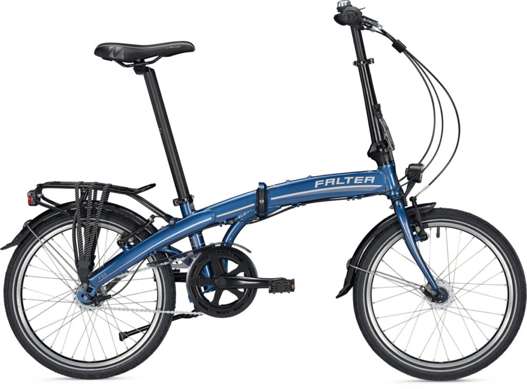 fold and compact bike falter F 5.0 deluxe
