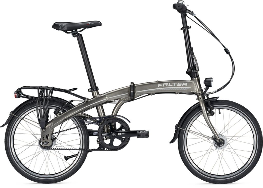 fold and compact bike falter F 6.0 deluxe
